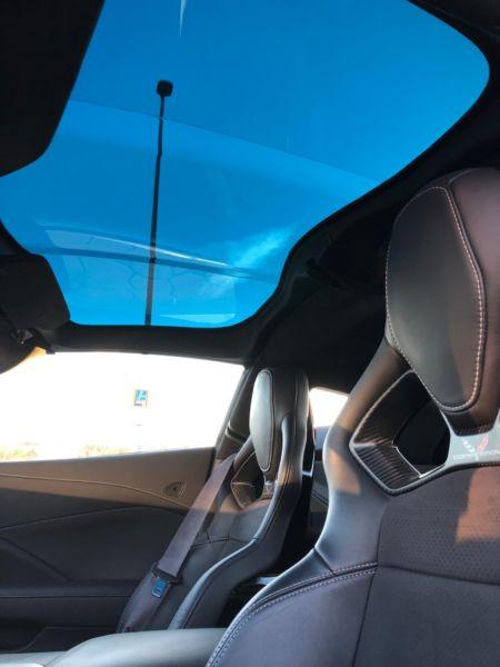 Corvette C7 Targa Callaway Umbau - Image 4