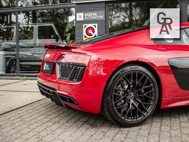 Audi R8 5.2 FSI RWS | 1 of 999 | B&O Soundsystem | Sportuitlaat | Optiekpakket zwart | - Image 4