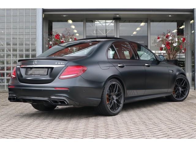 Mercedes-Benz E 63 AMG S 4Matic+ Keramische remmen, Carbon in/exterieur - Image 2