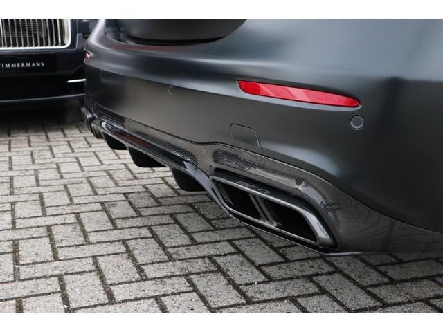 Mercedes-Benz E 63 AMG S 4Matic+ Keramische remmen, Carbon in/exterieur - Image 4