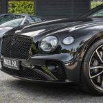 Bentley continental GT W12